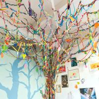 2014.10「阿佐ヶ谷アートフォレスト2014」ギャラリー白線/Asagay Art Forest 2014 TOKYO