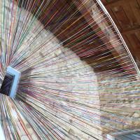 2015.07「PROJET#P Résidence Artistique ECHANGEUR22」アーティスト・イン・レジデンス/Saint-Laurent-des-Arbres フランス