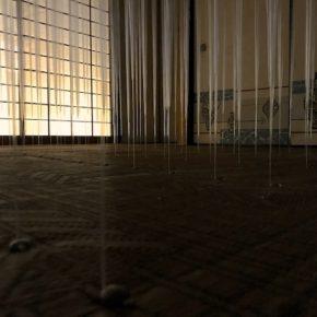 2018.11「交差する平行線//parallèles obliques」ECHANGEUR 22 住吉町新井ビル/YOKOHAMA