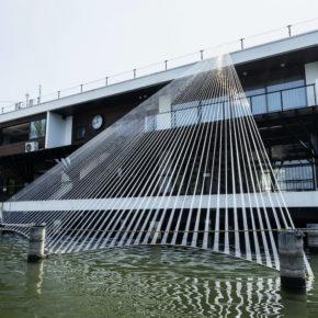 2020.09 水と風のひかり OTAアートプロジェクト洗足池/TOKYO